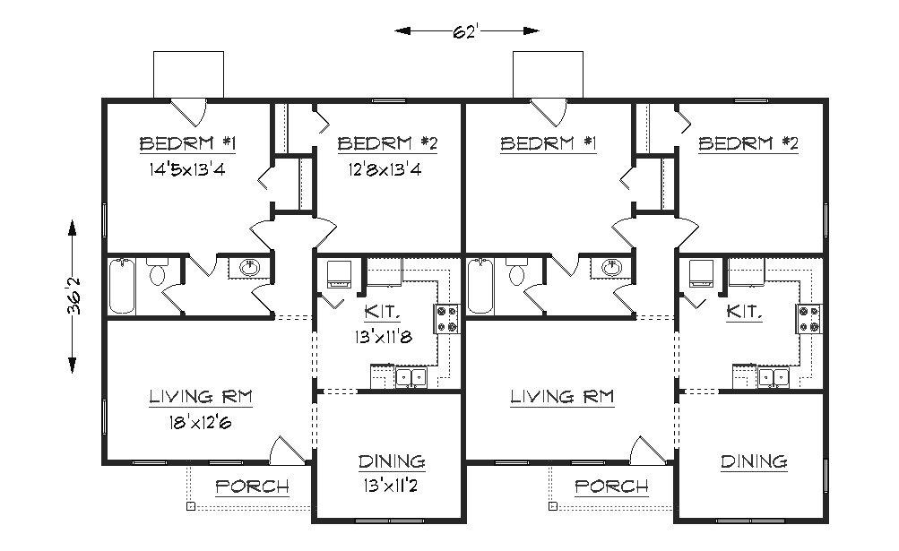 Duplex J1042d