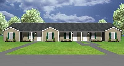 Triplex plan j0201 13t for Cost to build fourplex
