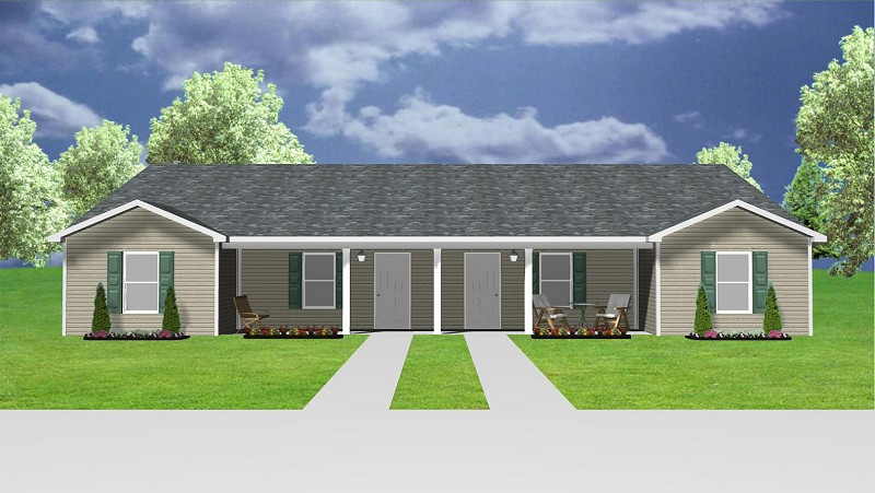 J0201 13d plansource inc for Cost to build fourplex