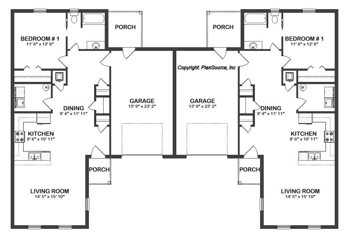 J0510-18d Floor plan layout