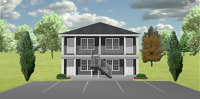 High Quality 4plex, J0929 11 4 Rendering Mid Awesome Ideas
