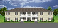 Apartment plan J1031-4-11