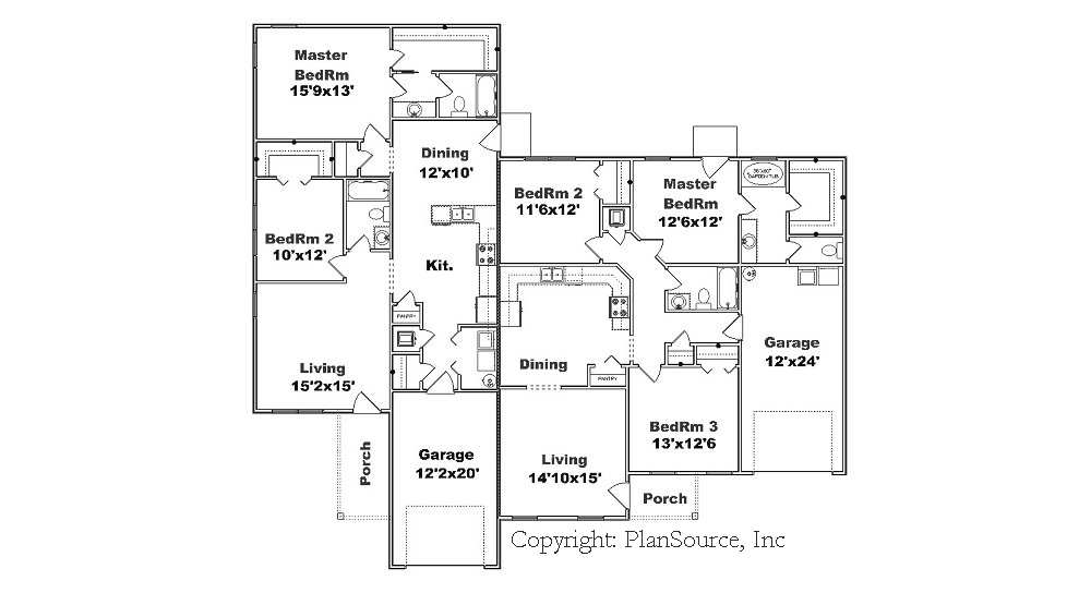 Stunning 18 images unique duplex plans building plans Unique duplex plans