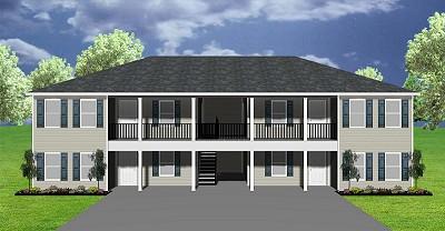 Duplex plans house plans apartment plans for 4 plex apartment floor plans